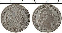 Изображение Монеты Германия Пфальц-Сульбах 10 крейцеров 1763 Серебро VF+