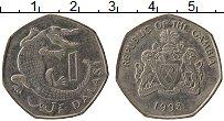 Продать Монеты Гамбия 1 даласи 1998 Медно-никель