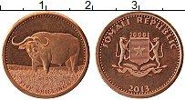 Продать Монеты Сомали 5 шиллингов 2013 Медь