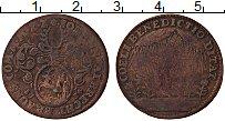 Изображение Монеты Брауншвайг-Вольфенбюттель Жетон 1734 Медь VF Гарц Иоганн Альбрехт