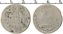Изображение Монеты Брауншвайг-Вольфенбюттель 1/6 талера 1753 Серебро VF Карл I