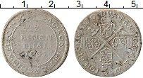 Изображение Монеты Саксония 1/12 талера 1693 Серебро VF+ IK