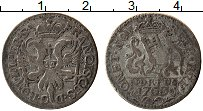 Изображение Монеты Бремен 1/12 талера 1763 Серебро VF+