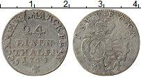 Продать Монеты Саксен-Веймар-Эйзенах 1/24 талера 1763 Серебро