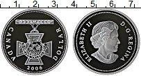 Изображение Монеты Канада 1 доллар 2006 Серебро Proof