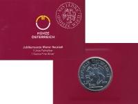 Изображение Подарочные монеты Австрия 1 1/2 евро 2019 Серебро UNC