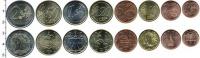 Изображение Наборы монет Италия Италия 2008 2008  UNC