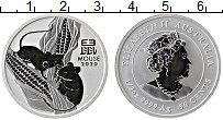 Изображение Монеты Австралия 50 центов 2020 Серебро Proof