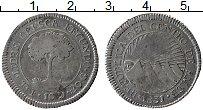 Изображение Монеты Центральная Америка 2 реала 1831 Серебро VF+