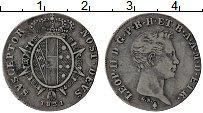 Продать Монеты Тоскана 1 паоло 1831 Серебро