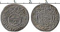 Изображение Монеты Германия Пфальц-Сульбах 1/2 батзена 1626 Серебро XF-