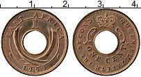 Продать Монеты Восточная Африка 1 цент 1962 Медь