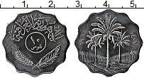 Изображение Монеты Ирак 10 филс 1981 Сталь UNC-