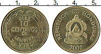 Продать Монеты Гондурас 10 сентаво 2010 Латунь