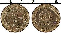 Продать Монеты Гондурас 10 сентаво 1989 Латунь