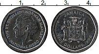 Изображение Монеты Ямайка 5 долларов 1996 Сталь UNC- Норман Мэнли
