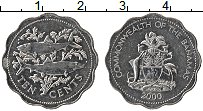Продать Монеты Багамские острова 10 центов 2000 Медно-никель