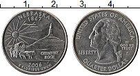Изображение Монеты США 1/4 доллара 2006 Медно-никель UNC-