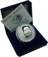 Изображение Подарочные монеты ФРГ Медаль 1988 Серебро Proof