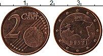 Изображение Монеты Эстония 2 евроцента 2012 Бронза UNC-