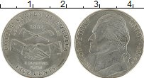 Изображение Монеты США 5 центов 2004 Медно-никель UNC- P. 200 лет Экспедици