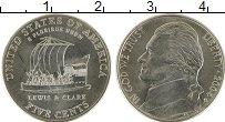 Изображение Монеты США 5 центов 2004 Медно-никель UNC-