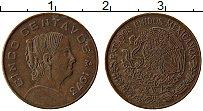 Изображение Монеты Мексика 5 сентаво 1973 Бронза XF