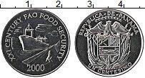 Изображение Монеты Панама 1 сентесимо 2000 Алюминий UNC ФАО. Корабль