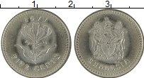Изображение Монеты Родезия 5 центов 1977 Медно-никель UNC-