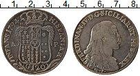 Изображение Монеты Неаполь 120 грано 1794 Серебро XF- Фердинанд IV