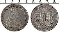 Продать Монеты Тоскана 1 франческоне 1770 Серебро