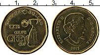 Изображение Монеты Канада 1 доллар 2012 Латунь UNC