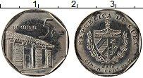 Изображение Монеты Куба 5 сентаво 2000 Медно-никель UNC-