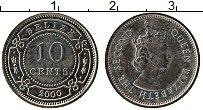 Продать Монеты Белиз 10 центов 2000 Медно-никель