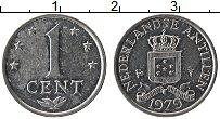 Изображение Монеты Антильские острова 1 цент 1979 Алюминий UNC-