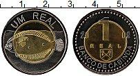Продать Монеты Кабинда 1 реал 2009 Биметалл