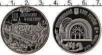 Изображение Монеты Украина 5 гривен 2015 Медно-никель UNC 110 лет Киевскому фу