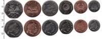Изображение Наборы монет Гернси Гернси 1992-2012 0  UNC