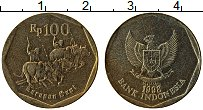 Продать Монеты Индонезия 100 рупий 1998 Бронза