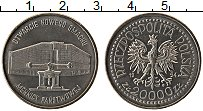 Изображение Монеты Польша 20000 злотых 1994 Медно-никель UNC- Открытие нового Моне