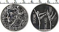 Изображение Монеты Финляндия 100 марок 1997 Серебро UNC-