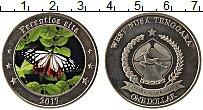 Продать Монеты Индонезия 1 доллар 2017 Медно-никель