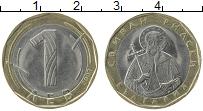 Продать Монеты Болгария 1 лев 2002 Биметалл