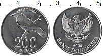 Продать Монеты Индонезия 200 рупий 2003 Алюминий