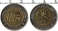 Продать Монеты Оман 100 байз 1991 Биметалл