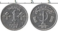 Изображение Монеты Пакистан 1 пайс 1978 Алюминий UNC-