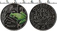 Изображение Монеты Австрия 3 евро 2018 Медно-никель UNC