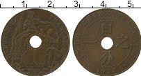 Изображение Монеты Индокитай 1 цент 1937 Медь XF
