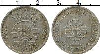 Изображение Монеты Тимор 5 эскудо 1970 Медно-никель XF Португальский