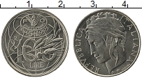 Изображение Монеты Италия 100 лир 1995 Медно-никель UNC- 50 лет ФАО